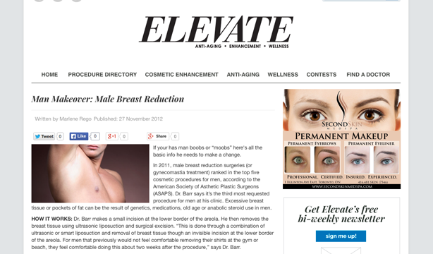 e11d1bb7b6186 Elevate Magazine